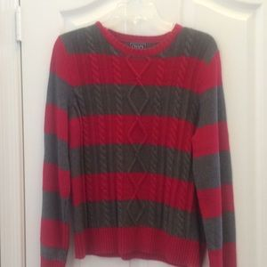 Ladies chaps sweater extra large